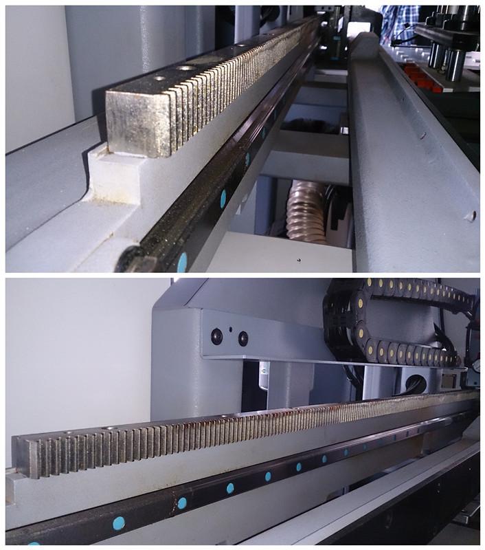 door hinge automatic Gewinn Brand wood line boring machine factory