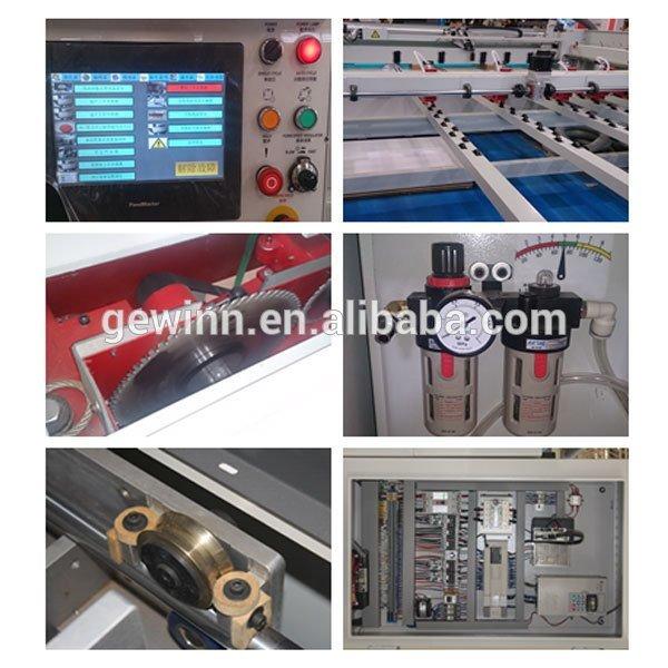 OEM cnc beam saw workshop table panel saw equipment