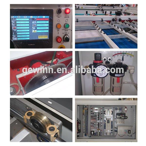 Wholesale thickness intelligent woodworking equipment Gewinn Brand