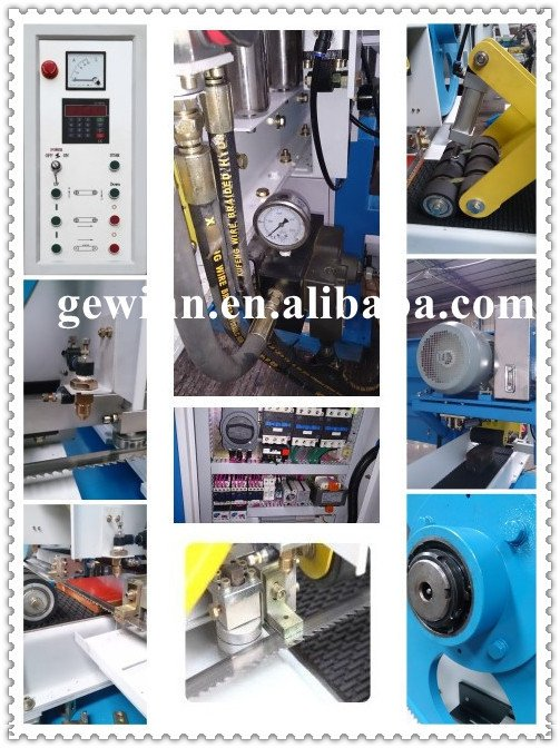 Custom automatic adjustable woodworking equipment