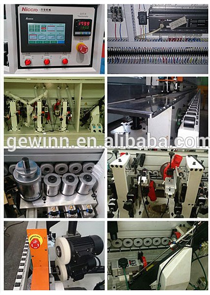 Gewinn ne550r ne500r wood edging equipment machine linear