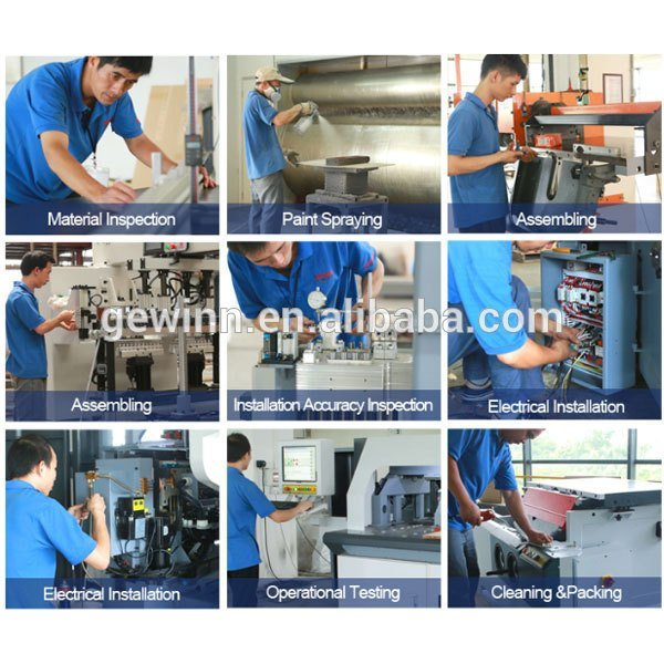 spindles woodworking equipment side Gewinn company