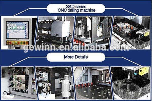 sw400c surface flat Gewinn woodworking cnc machine