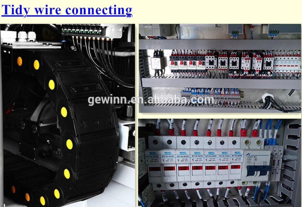 Gewinn Brand edge machinechipboard mini woodworking equipment manufacture