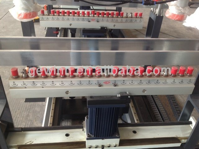 Gewinn Brand lathe efficiency woodworking cnc machine side