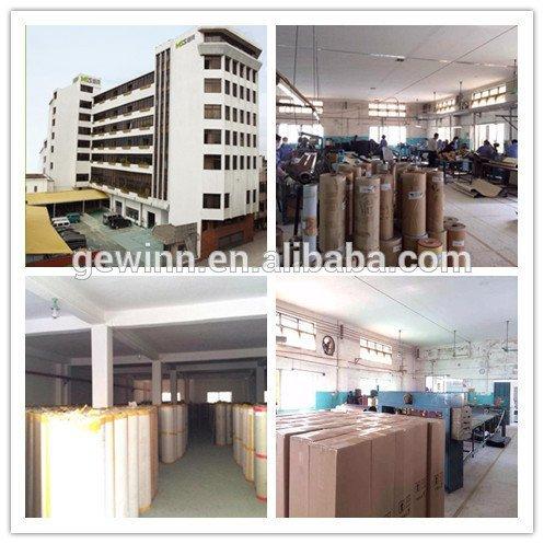 Gewinn Brand machine full woodworking cnc machine precipitatorindustrial
