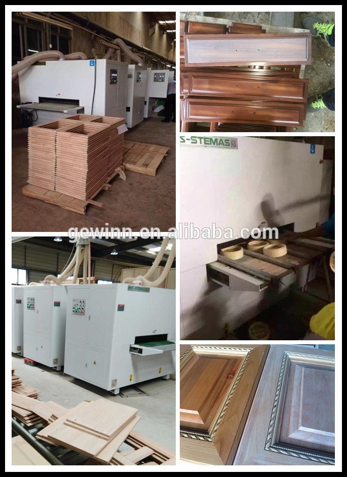 semiauto machinehorizontal sheet Gewinn woodworking cnc machine
