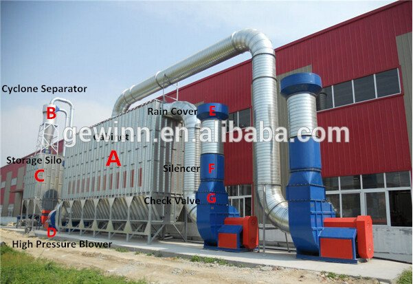 Woodworking cyclone dust separator for wood powder and sawdust collection