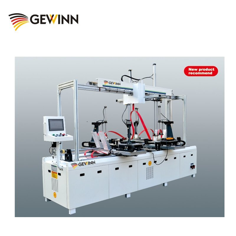 HF wooden frame assembling machine (1)