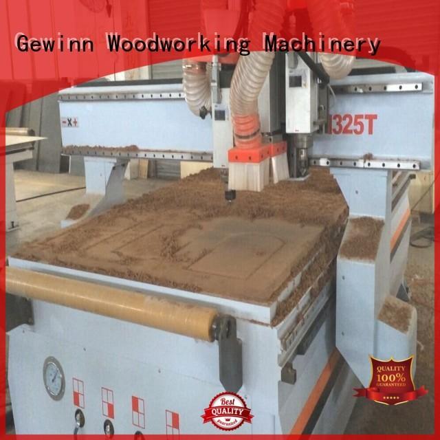 wood CNC machining center carving Gewinn company