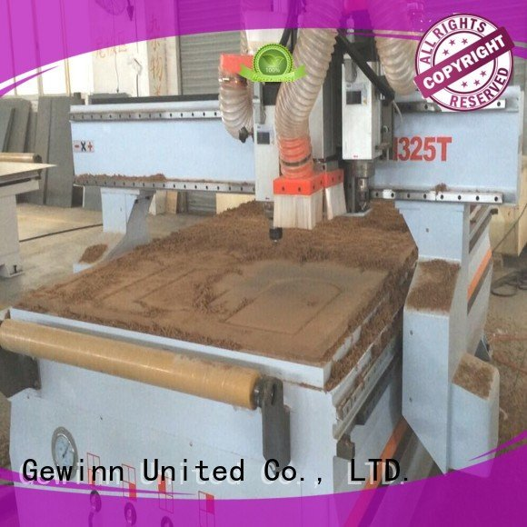Gewinn hotsale wood CNC machining center cnc router