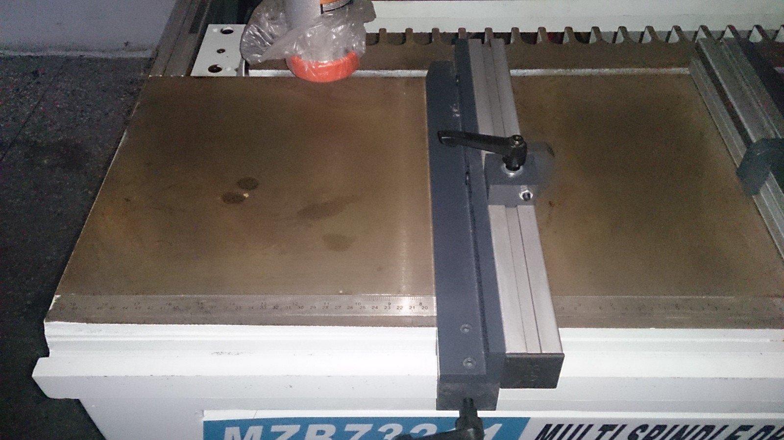 Custom panel multi boring machine Gewinn auto