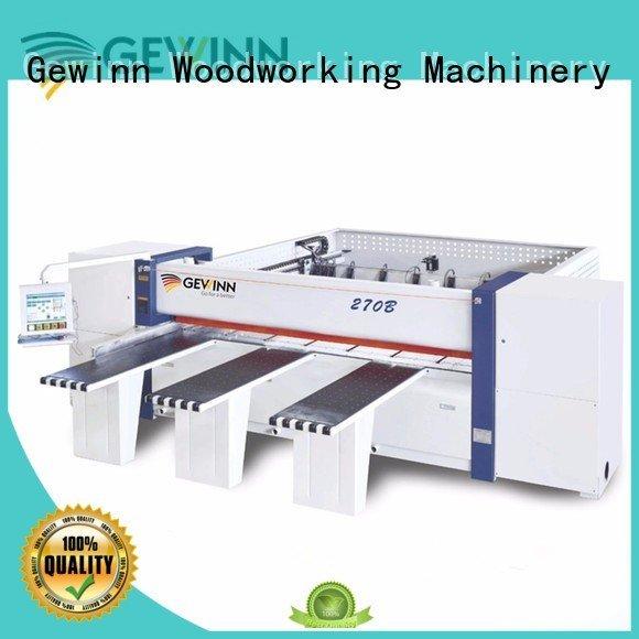 Gewinn wooden lumber sliding woodworking cnc machine pvc