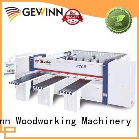 woodworking cnc machine banding Gewinn Brand woodworking equipment