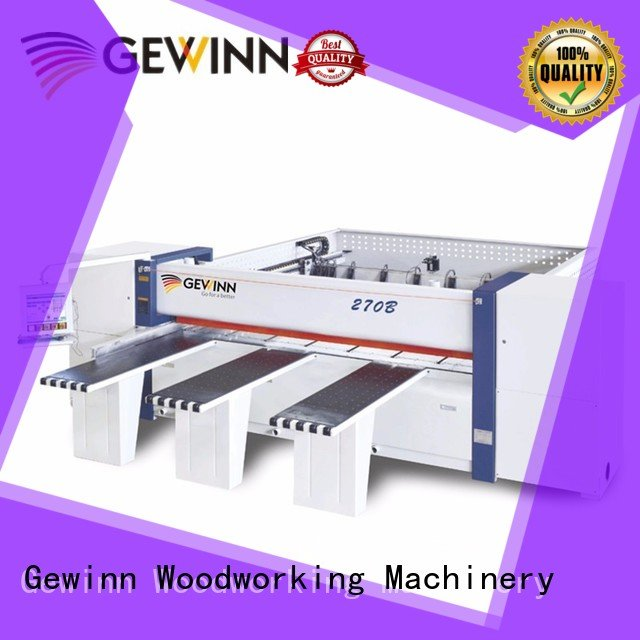 Gewinn sided industry plank woodworking cnc machine polishing
