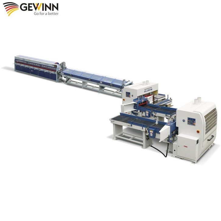Gewinn Unioted -Full-auto Finger joint production line FJL150-8A
