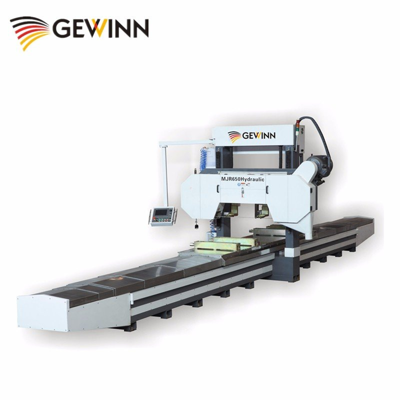 gantry band saw MJR650 wood log cutting saw