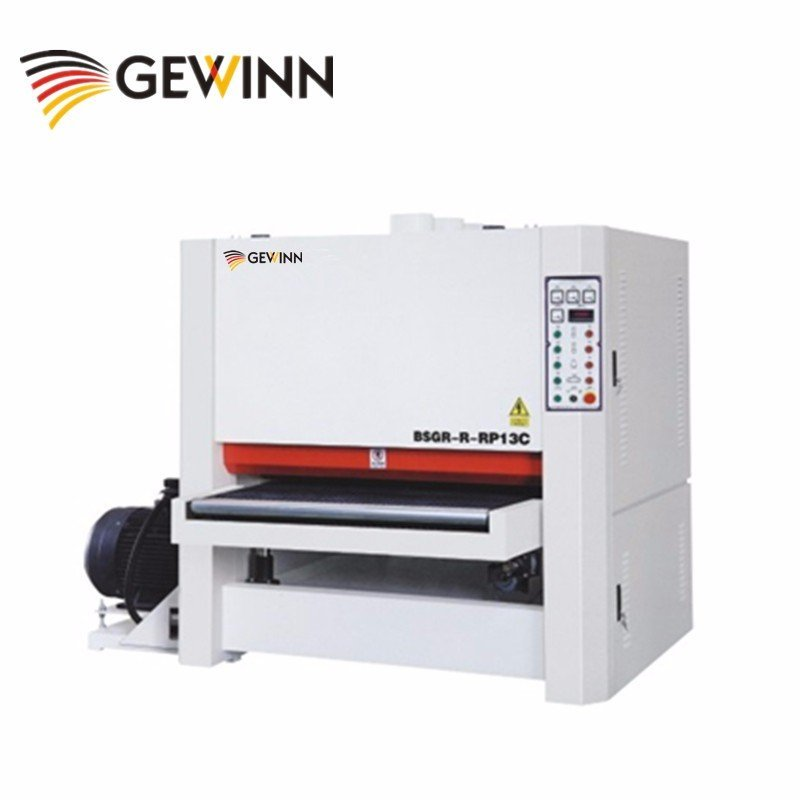 plywood sanding machine/wood polishing machine/Wide Belt sander