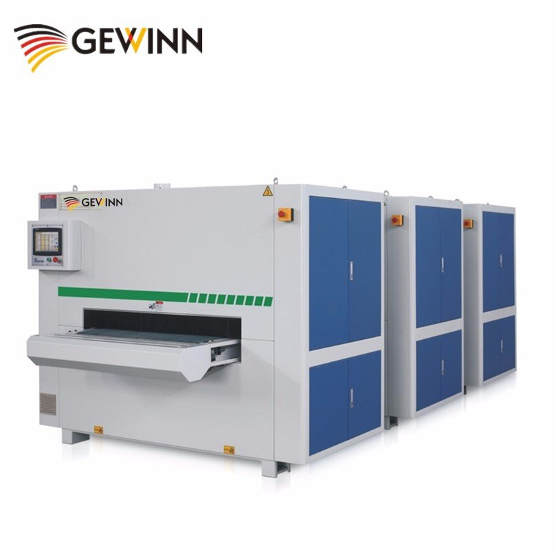 Gewinn Fission Alien-sanding production line for the industry grade Sanding line image33
