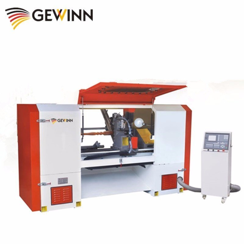 Furniture leg manufacturing Automatic CNC lathe GE-2091