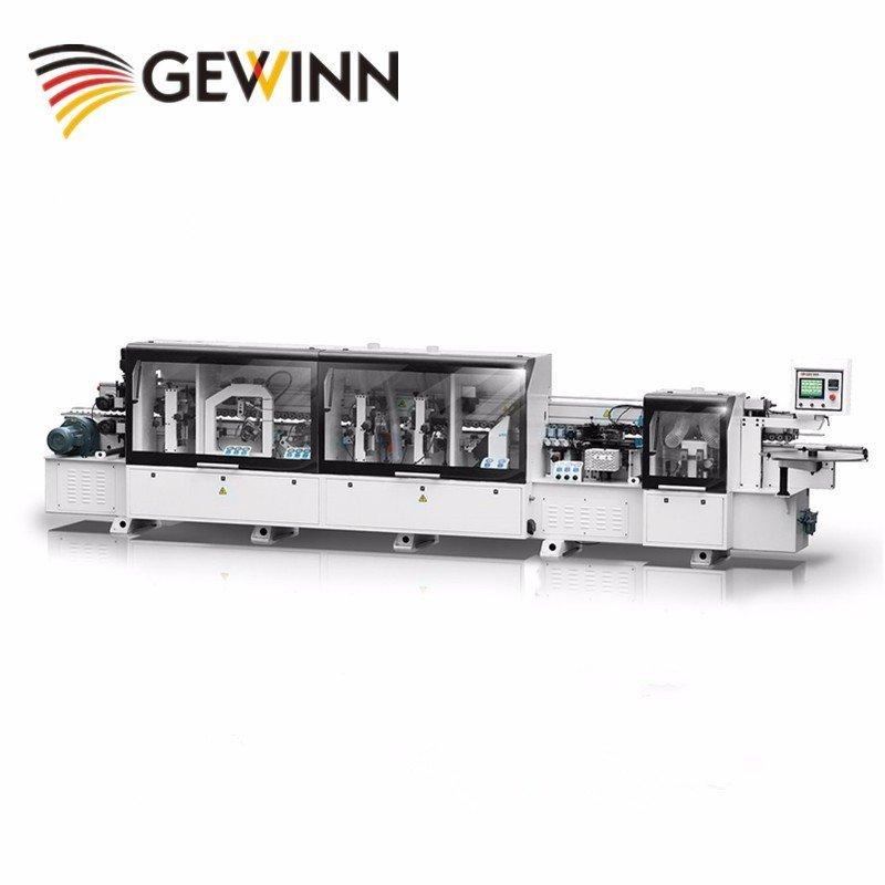 Edge banding machine with corner rounding/veneer edge banding machines NE550R