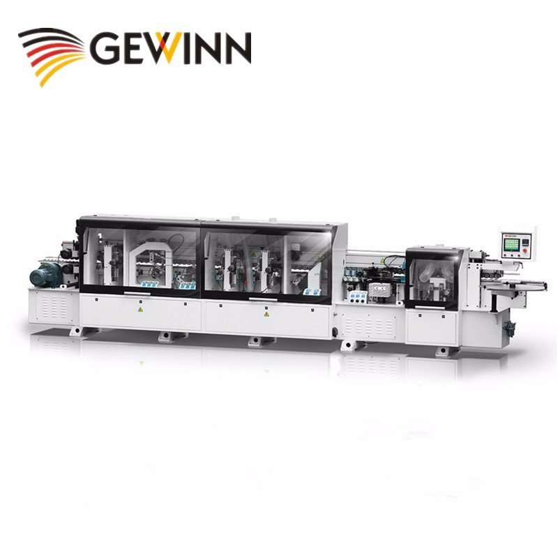 Edge banding machine with corner rounding/veneer edge banding machines NE550R