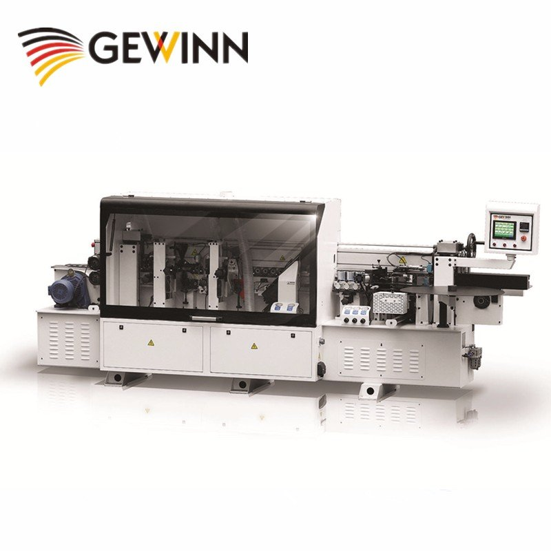 Gewinn Modular furniture edge bander/PVC banding machine NE400 Edge bander image60