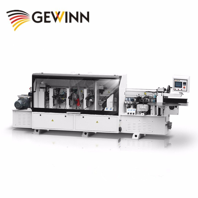 Office furniture PVC edge banding machine/edge bander NE500
