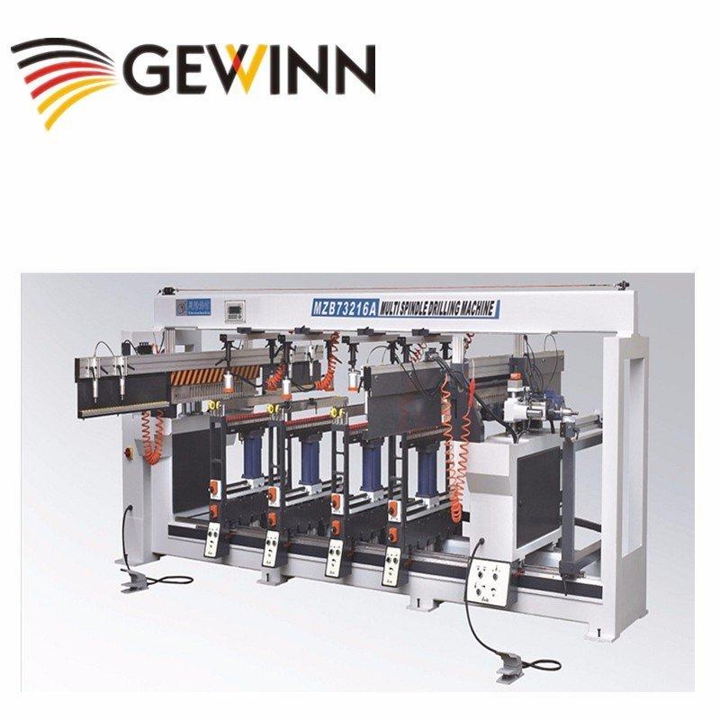 Automatic multi head board boring machine MZB73214A