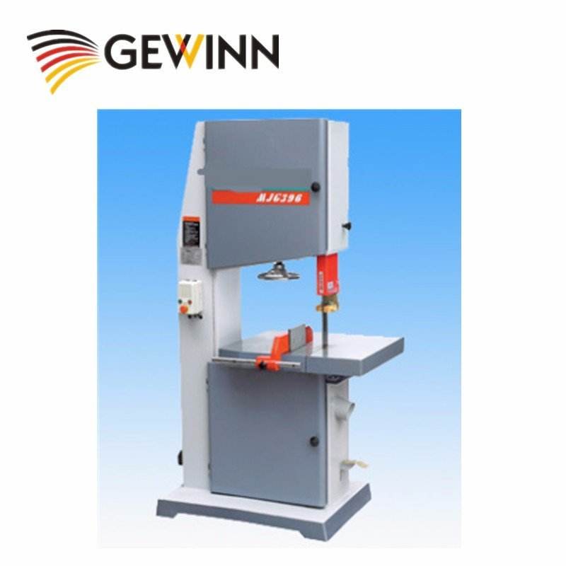 wood cutting machine to making wood cutting vertical band saw machine