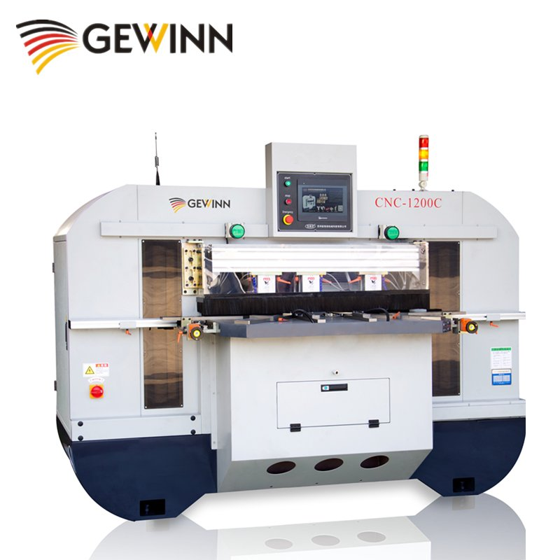 Woodworking CNC tenoning machine