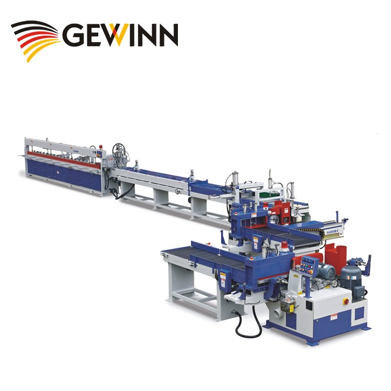 Gewinn Full Automatic Finger Jointing Line(Motor-Driven) Finger joint line image9