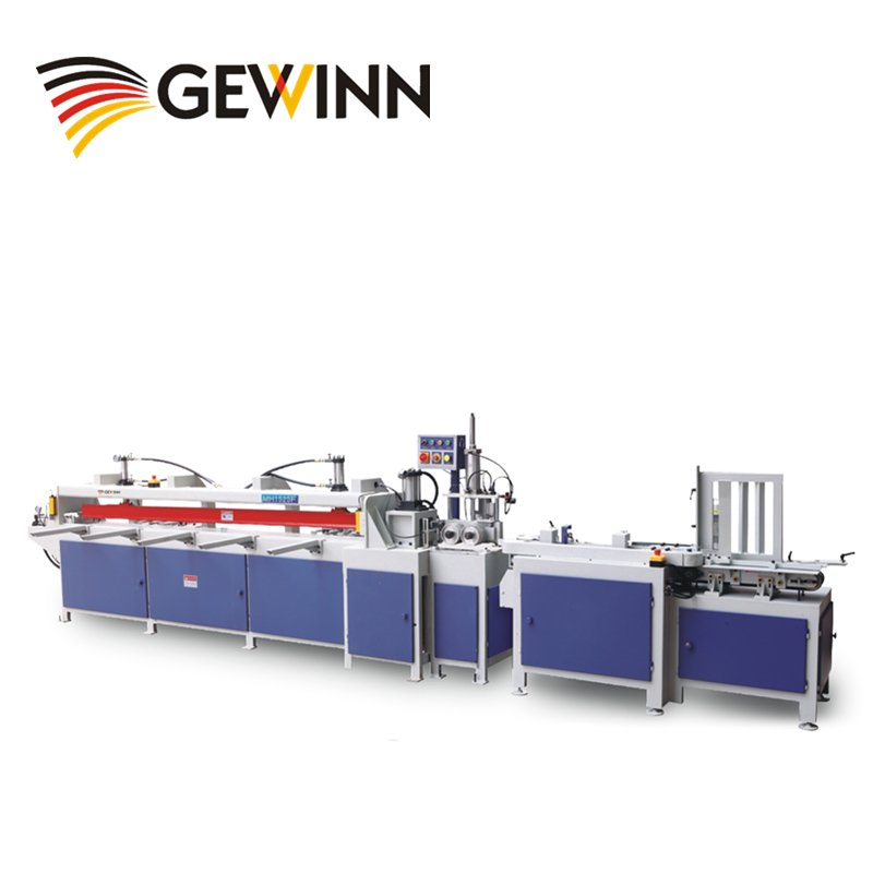 Gewinn Finger joint press Finger joint line image8