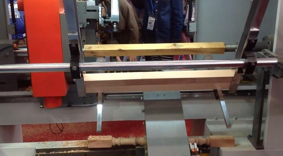 Gewinn Brand lathe furniture cnc cnc lathe leg
