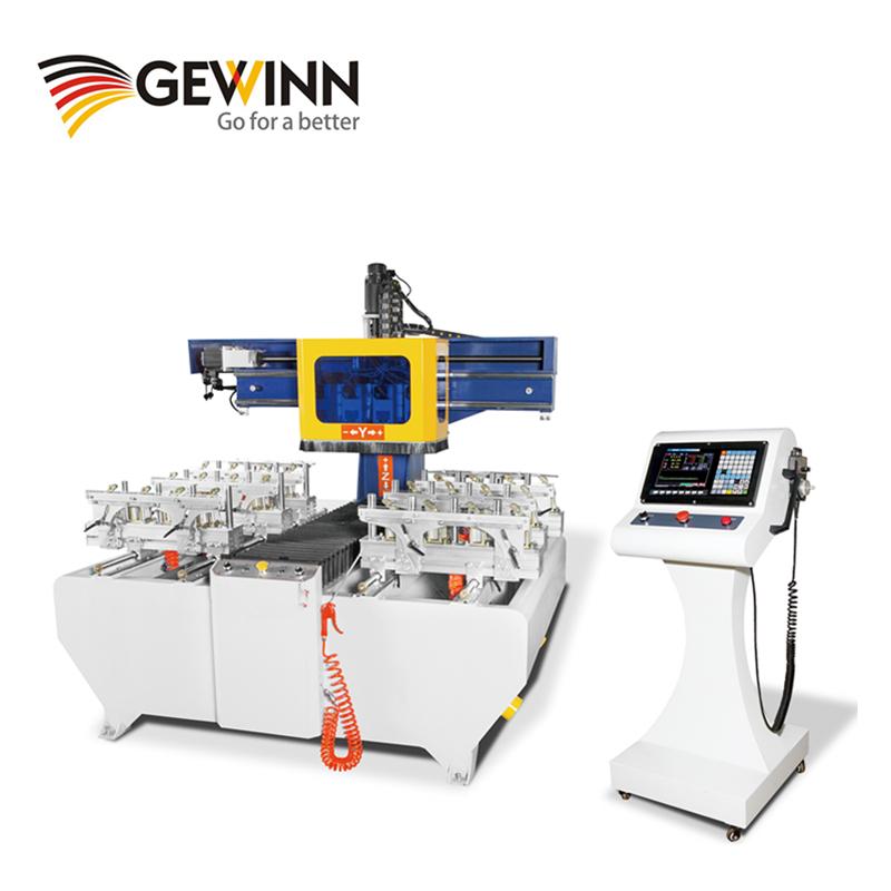 CNC Tenoning and Grooving Machine