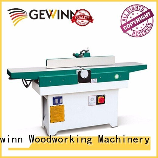 Gewinn surface wood planer for sale duty machine