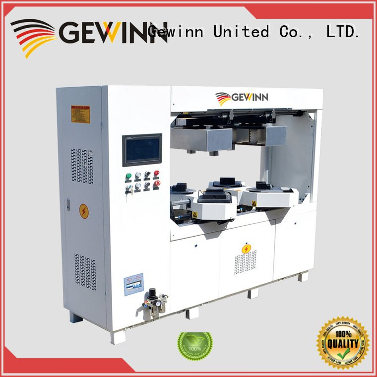 Gewinn hf assembling high frequency machine box machine