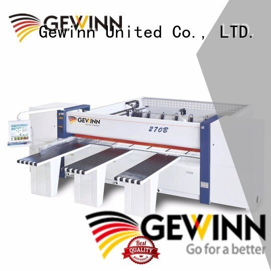 horizontal woodworking equipment banding Gewinn company