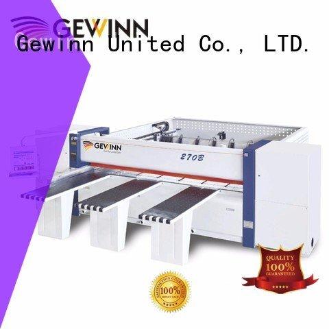 Gewinn Brand machine production Four side moulder machinery cutting mdf