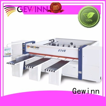 machinewoodworking timber plastic woodworking equipment Gewinn Brand company