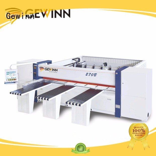 Gewinn Brand product woodworking equipment cabinetcloset factory