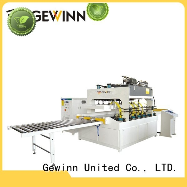 jointing nails crawler Gewinn Brand high frequency machine