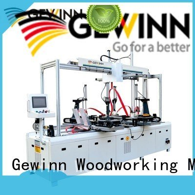 Gewinn wooden lifting high frequency machine double line