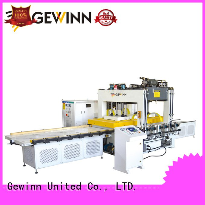 Gewinn Brand wood vacuum high frequency machine for sale assembling universal