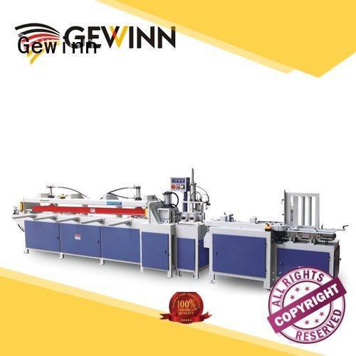 linemotordriven hydraulic joint finger joint machine Gewinn
