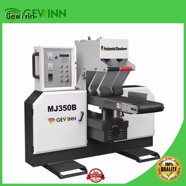 Gewinn Brand horizontal industrial horizontal band saw making woodworking