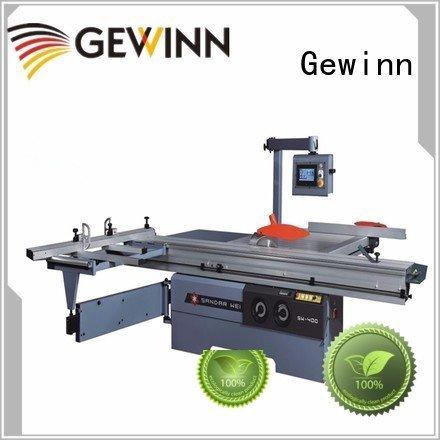 woodworking cnc machine sliding Gewinn Brand woodworking equipment
