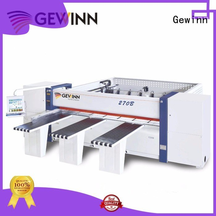 paper woodworking equipment vertical lumber Gewinn company
