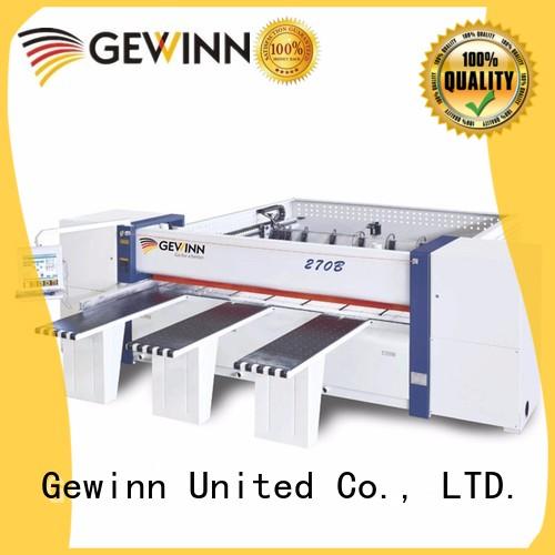 Gewinn Brand wide machinedrilling woodworking cnc machine line supplier
