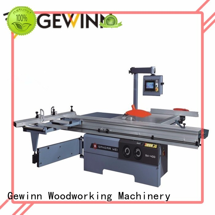 sliding table panel saw saw table panel Gewinn Brand company
